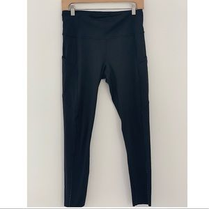Lululemon - Fast And Free High-Rise Crop II 23""